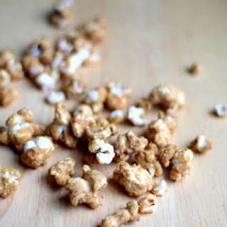 Vegan Salted Caramel Corn