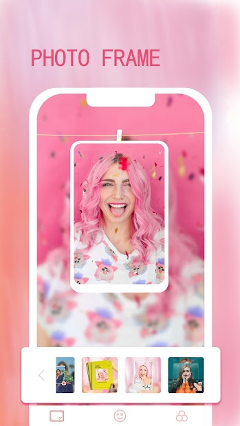 PIP Editor – GIF Photo Collage Maker Android App Screenshot