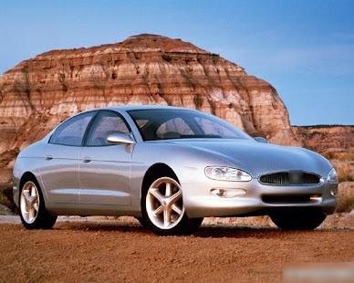 Themes Buick Concept Car - náhled
