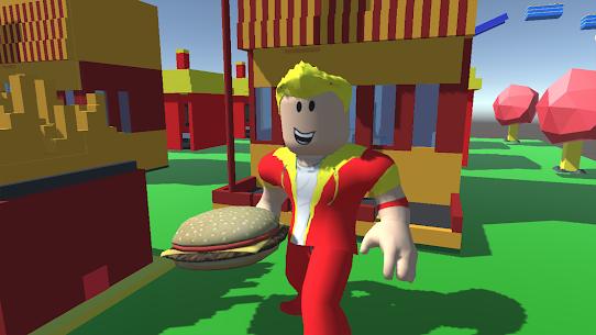 Burger Taycoon King obby Mod 2