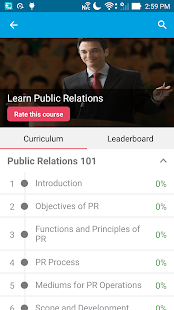 Learn Public Relations - náhled