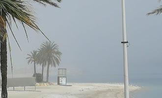 Niebla en el Levante