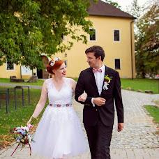 Wedding photographer Kristýna Bulíčková (kristynafoto). Photo of 02.02.2019