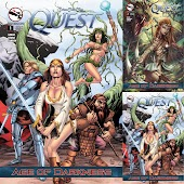 Grimm Fairy Tales Presents Quest