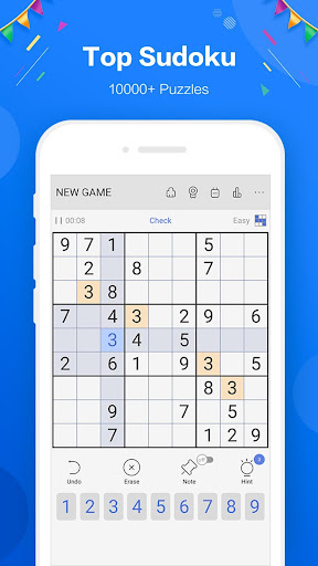 Sudoku - sudoku master's puzzle library  trampa 1