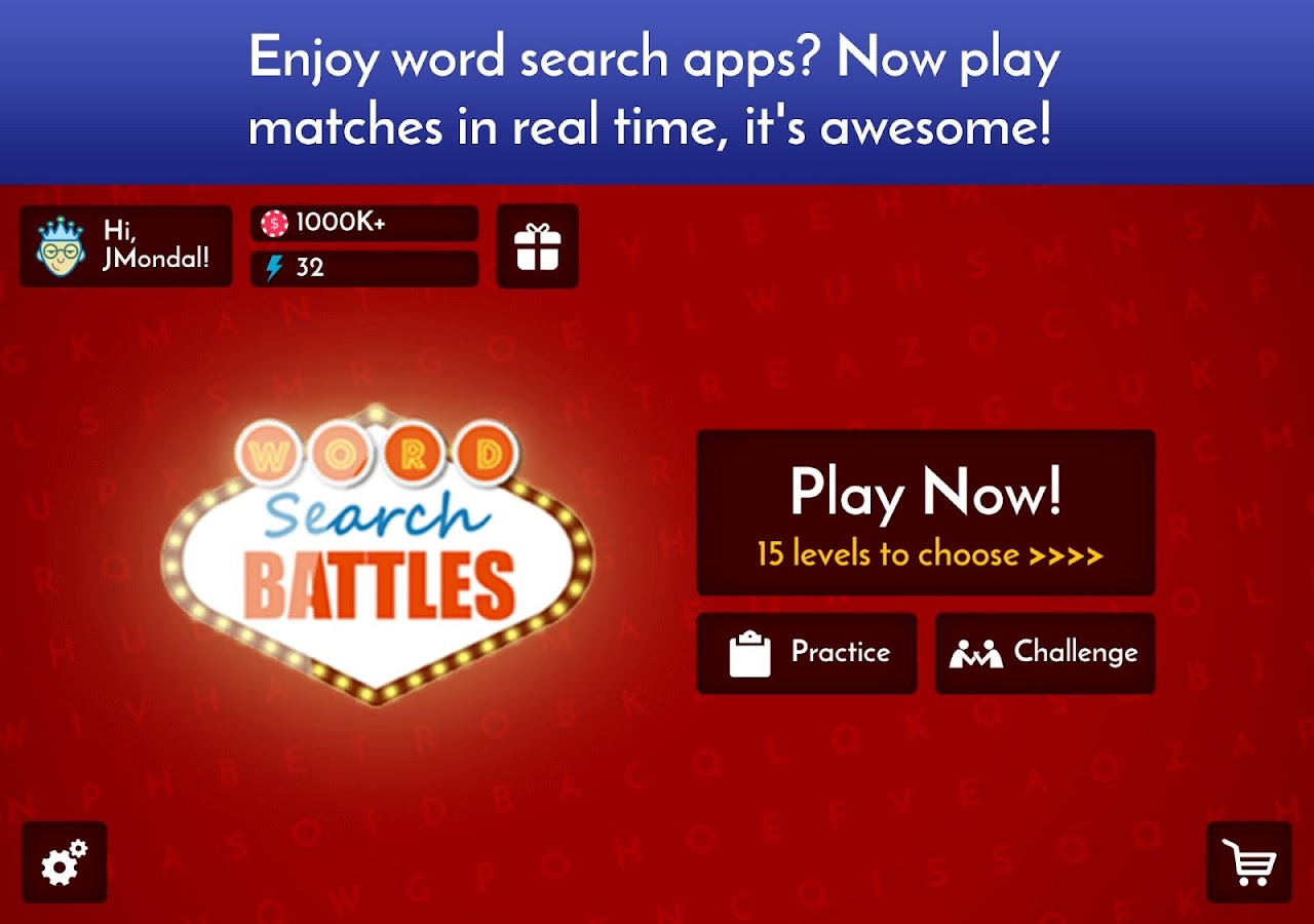 word search game battle mode android apps on google play