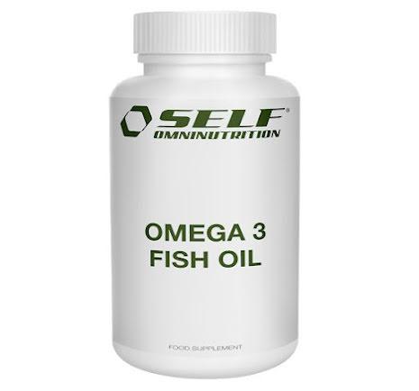 SELF Omega3 1000mg - 120 kapslar