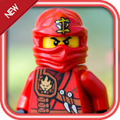 Live Wallpapers - Lego Ninja 2