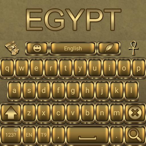 Egypt Go Keyboard theme