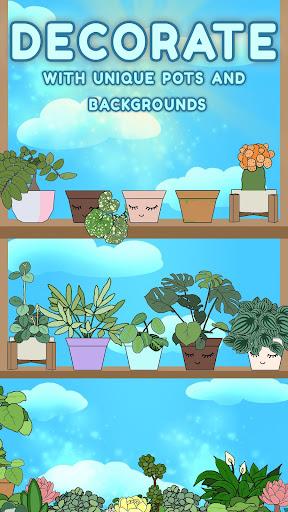 Code Triche Plant Paradise: Idle Garden mod apk screenshots 4