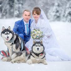 Wedding photographer Roman Zhdanov (RomanZhdanoff). Photo of 27.12.2017