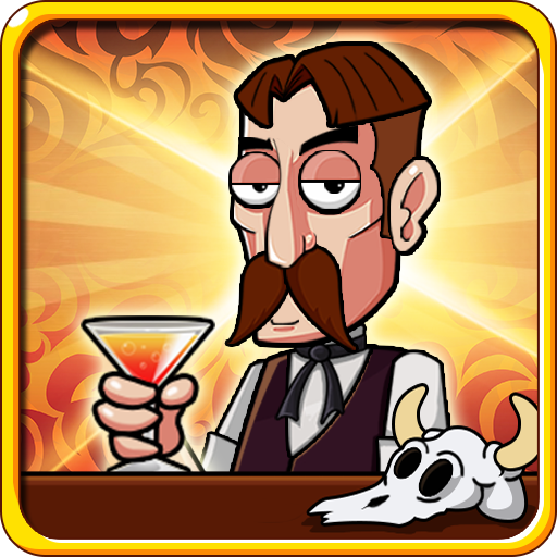 模擬App|Crazy Bartender Mix Cocktails LOGO-3C達人阿輝的APP