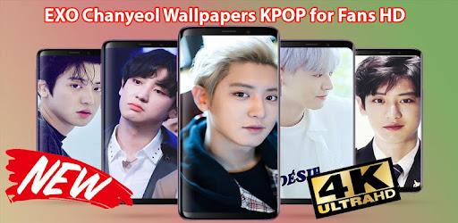 Exo Chanyeol Wallpapers Kpop For Fans Hd Programu Zilizo Kwenye Google Play