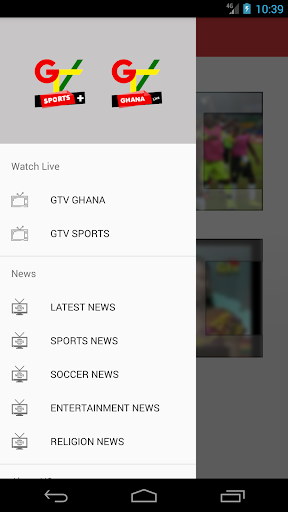 GTV Sports Ghana app (apk) free download for Android/PC/Windows