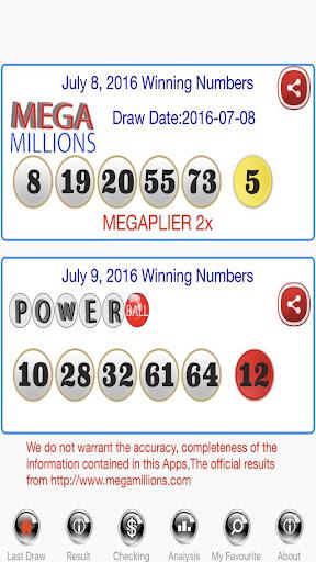 威力球超级百万彩票彩票即时结果