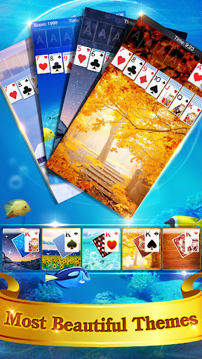 Solitaire 2.9.482 gameplay | by HackJr.Pw 12