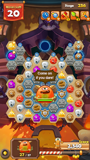 Monster Busters: Hexa Blast 1.2.22 screenshots 3