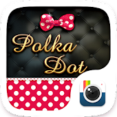 (FREE)Z CAMERA POLKA DOT THEME