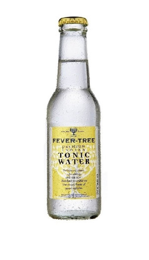 Tonic Water Fever tree Julhès