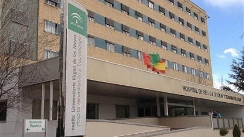 Hospital Universitario Virgen de las Nieves de Granada.