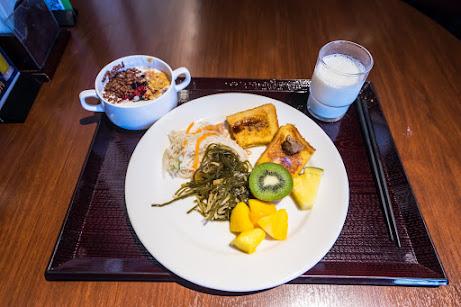 Hotel Rocore Naha breakfast