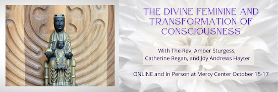 The Divine Feminine  and the Transformation of Consciousness