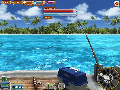 Fishing Paradise 3D Free+ screenshot 8