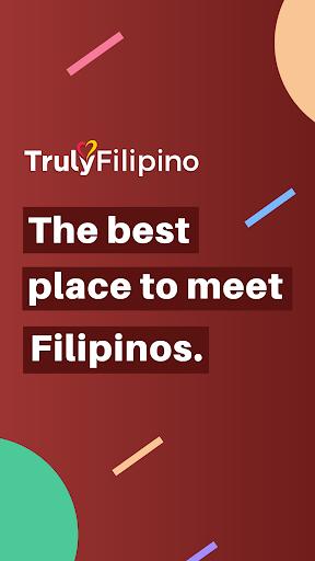 TrulyFilipino - Filipino Dating App 5.5.0 screenshots 1
