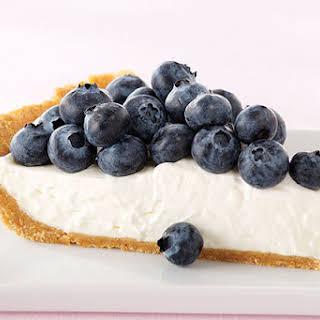 Blueberry-Lemon Pie.