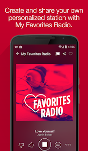iHeartRadio Free Music & Radio Screenshot 4