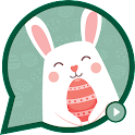 Easter Cards Animation 2016 icon