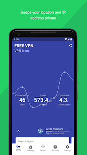 Free and Unlimited VPN - Safe, Secure, Private! Screenshot