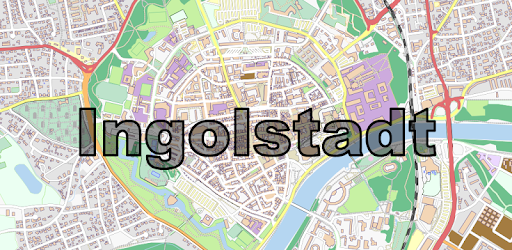 Ingolstadt Offline City Map Apps on Google Play