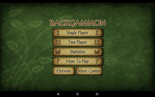 Backgammon Free 2.34 screenshots 10