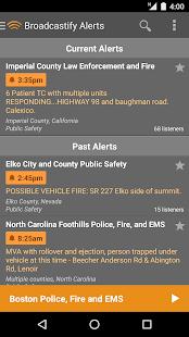 Scanner Radio Pro- screenshot thumbnail