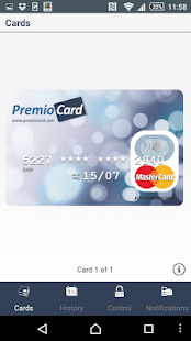 Business PremioCard Android Apps on Google Play