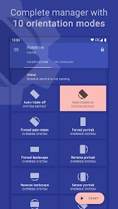 Rotation Orientation Manager Pro MOD APK 1