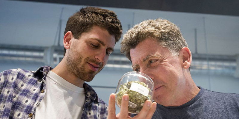 Thanks to this Colorado company, you can now snort your cannabis