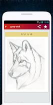 Wolf Drawing - screenshot thumbnail 02