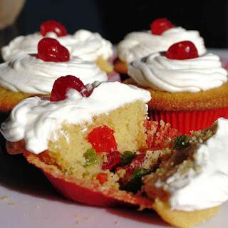 Mixed Fruit Cupcakes Recipes