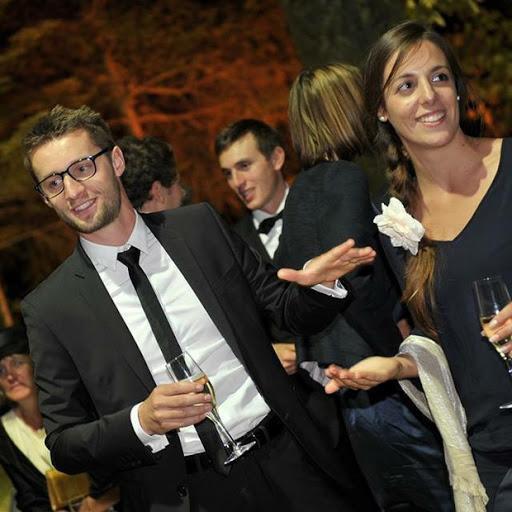 Gabriel et Lydie participent à la course des deux châteaux 2015 au profit de L'Arche à Pierrefonds