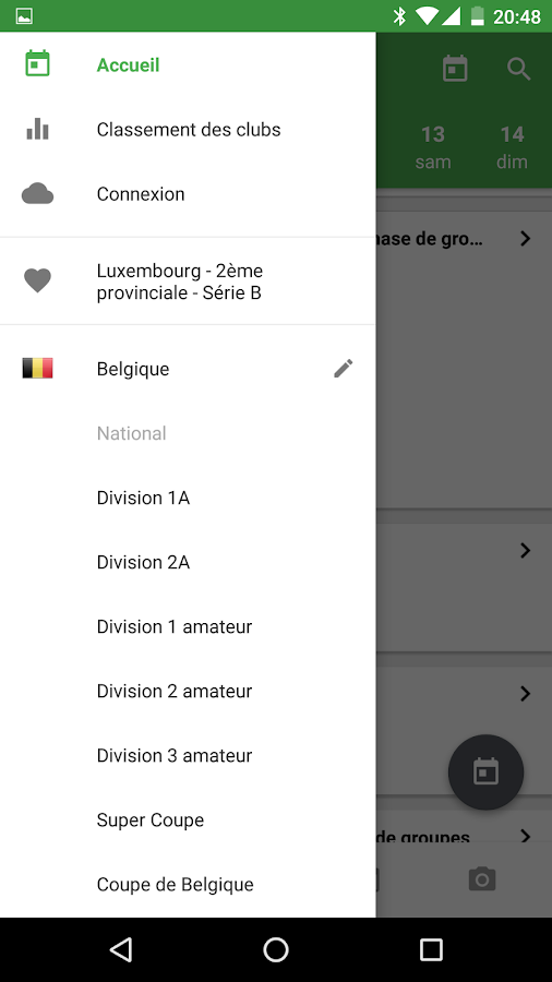 Google rencontre belgique