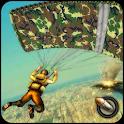 World War ww2 Firing battlegrounds: Free Gun Games icon