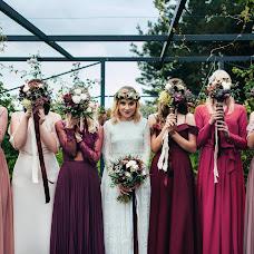 Wedding photographer Monika Klich (bialekadry). Photo of 28.01.2019