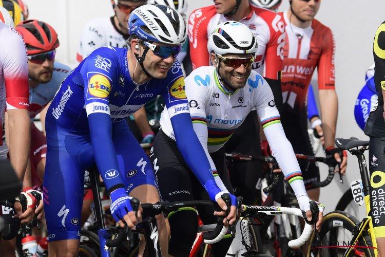 Quintana, Landa en Valverde kennen hun helpers voor Ronde van Frankrijk