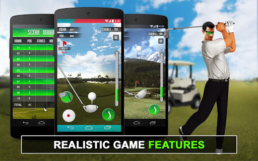 Real Golf 3D  screenshots EasyGameCheats.pro 5