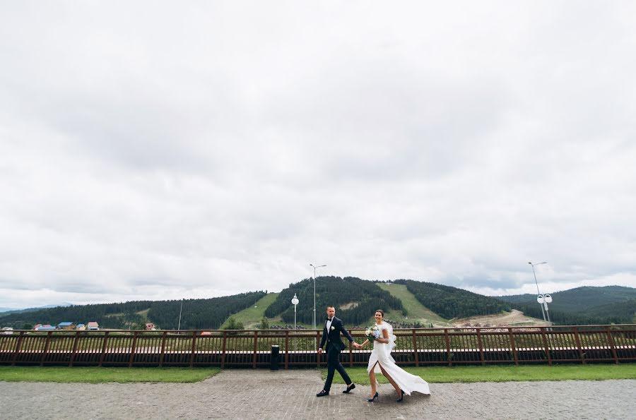 Wedding photographer Volodymyr Harasymiv (VHarasymiv). Photo of 03.09.2018