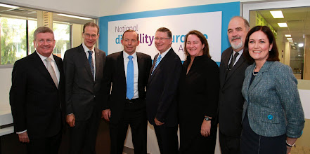 Photo: NDIA Headquarters opening in Geelong