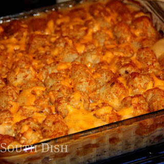Tater Tot Casserole With Sausage Recipes