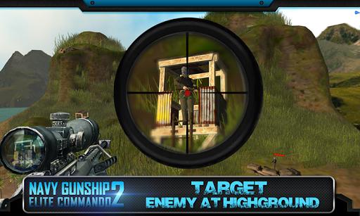Navy Gunship 2: Elite Commando